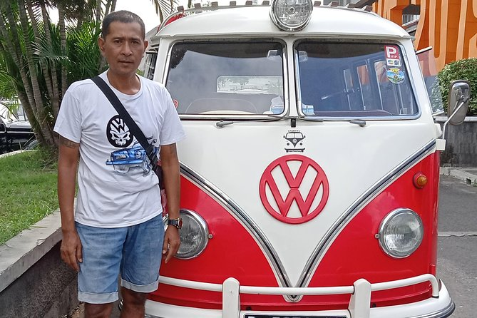 Classic VW Dakota Fun Ride - Ubud VW Tour