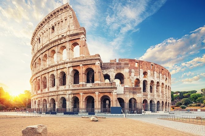 Colosseum, Roman Forum and Palatine Hill Fast Track Tour