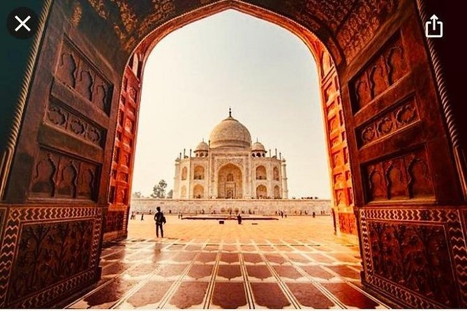 Personal Jaipur Agra Same Day Tour by Car & Guide