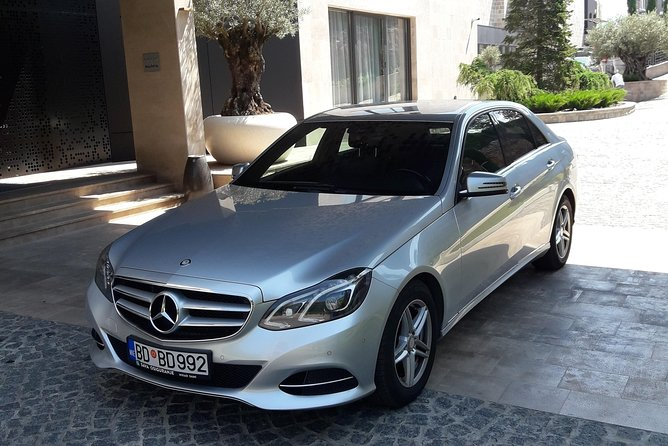 Private Transfer from Tivat airport to Kumbor, Baosici or Bijela