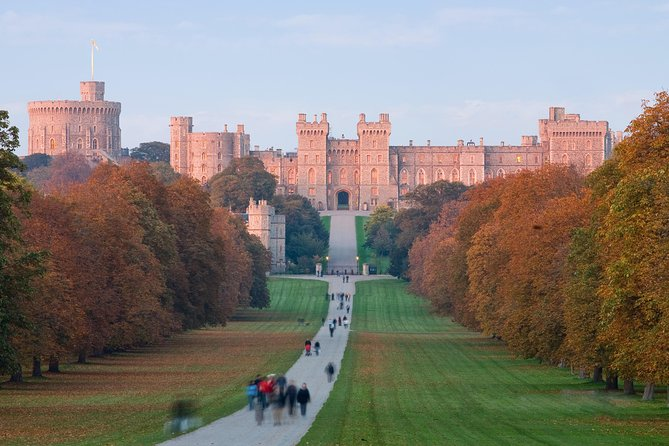 Private Chauffeur at your Disposal to & from Windsor Castle