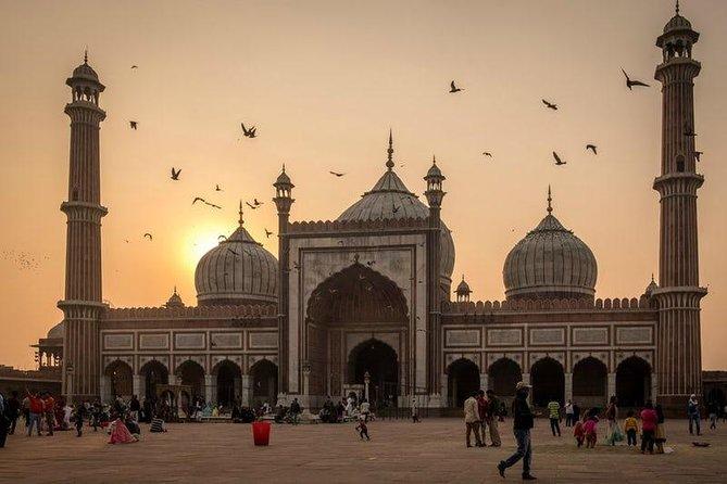 Private Old Delhi and New Delhi Combo Tour