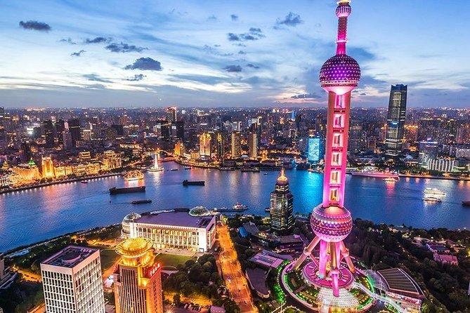 Oriental Pearl Tower Shanghai Pass