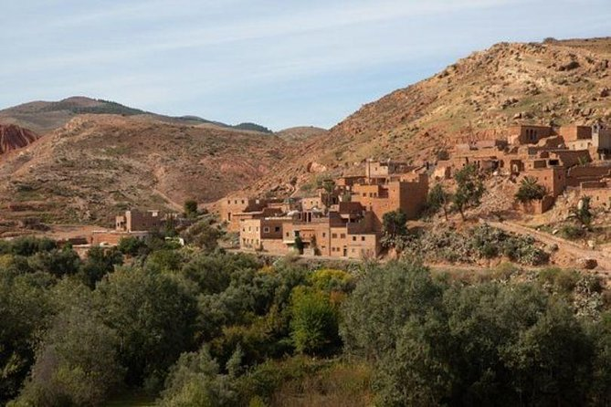 Atlas Mountains and Three Valleys & Waterfalls - Camel ride Day Trip Marrakech photo 15