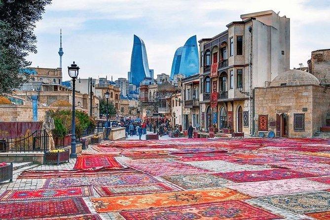 HONEYMOON TOUR around AZERBAIJAN