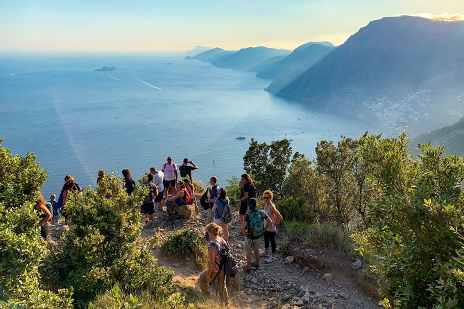Path of the Gods, round trip from Sorrento