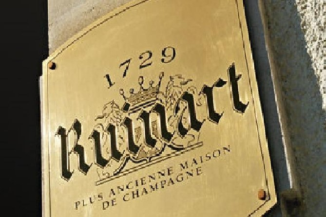 Ruinart champagne special tour photo 2