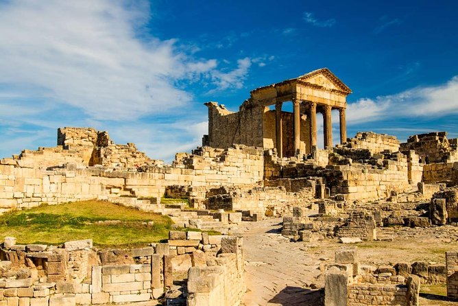 DOUGGA & TESTOUR full day including local Lunch