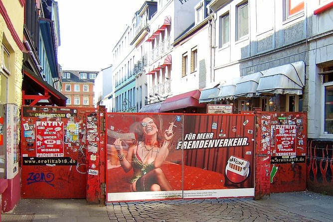ENGLISH GUIDED TOUR ST. PAULI - The Black diamonds of Hamburg - the sinful mile photo 9