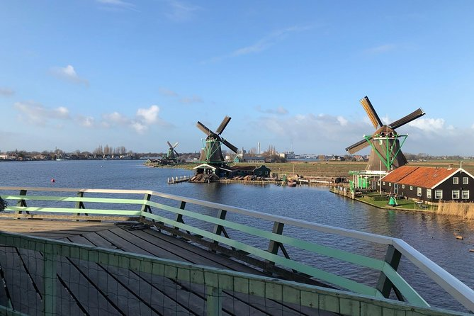 Zaanse Schans private tour region of Amsterdam