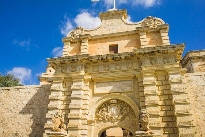 Mdina the silent city tour (With pick-up and drop off included)