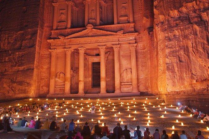 1 Night Trip - Petra & Wadi Rum