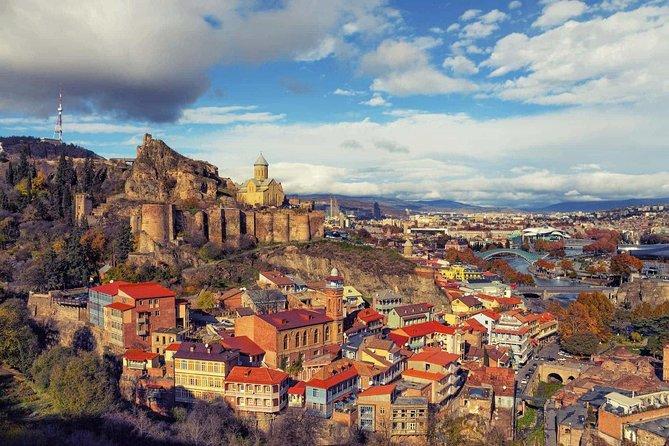 Baku- Tbilisi transfer