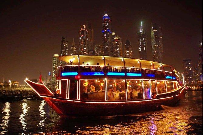 Special Cruise Dinner in Dubai