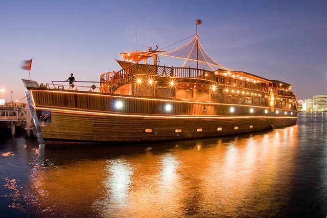 Dinner in a Wooden Cruise