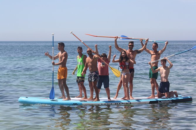 Mega Paddle | Armacao de Pera: Stand Up Paddle Board Group Experience