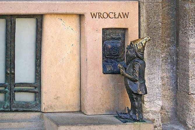 Wroclaw - Full Day Tour from Warsaw by private car