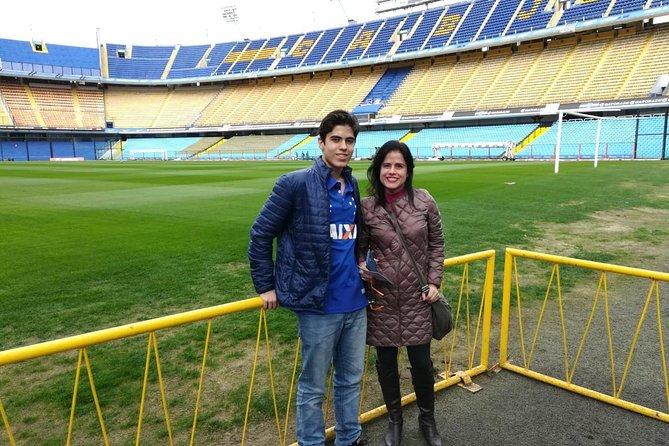 Boca Juniors stadium & Museum Tour without waiting in line