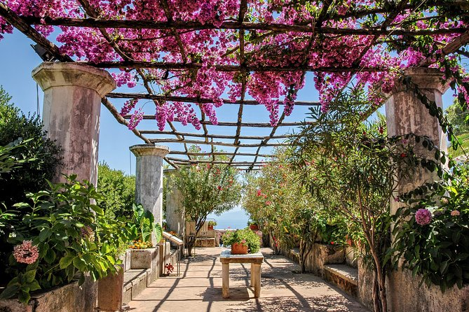 Pompeii, Sorrento & Amalfi Coast - Shared tour