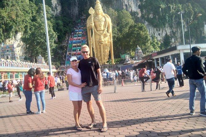 Private Half-Day Tour Batu Caves&Cultural in Kuala Lumpur