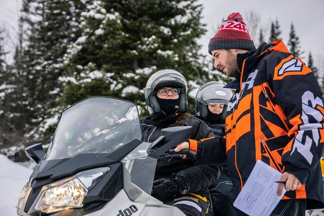 Mont-Tremblant Guided Snowmobile Tours photo 9