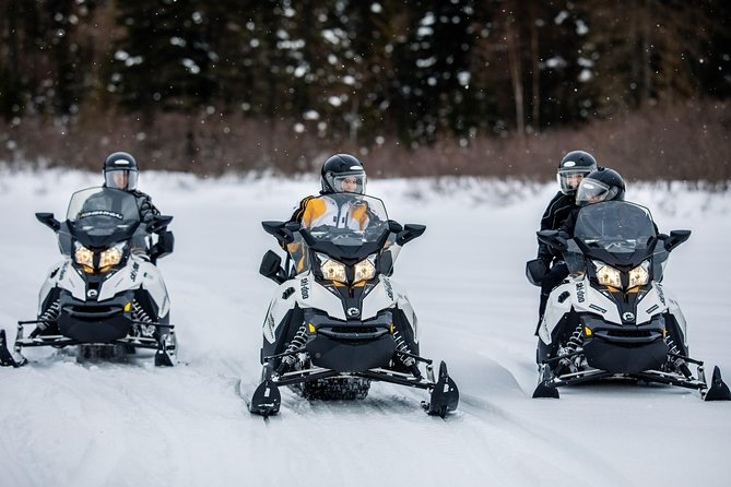 Mont-Tremblant Guided Snowmobile Tours photo 3