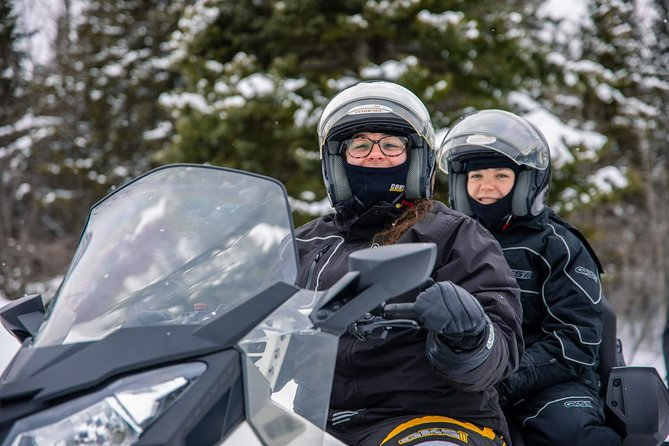 Mont-Tremblant Guided Snowmobile Tours photo 2