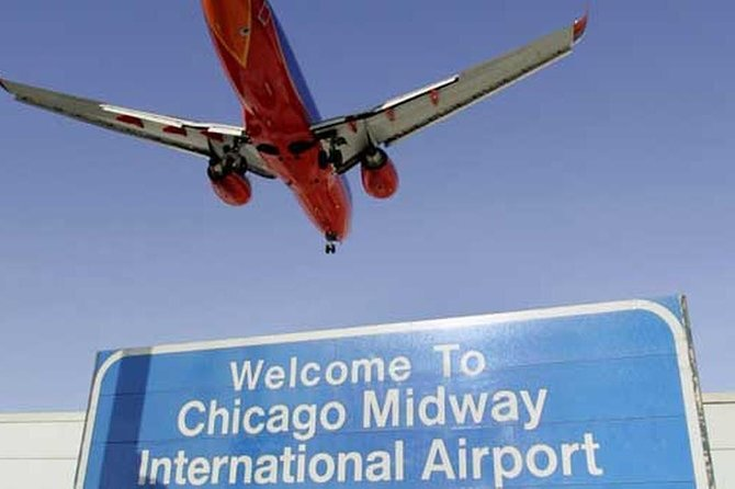 Chicago O'Hare International Airport One Way Airport Transfer