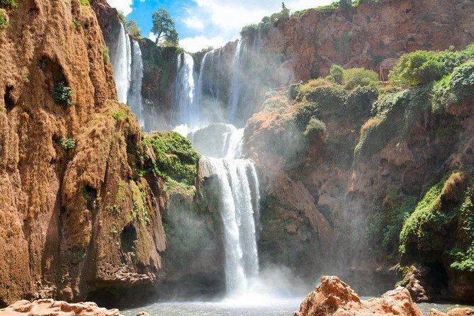 Ouzoud Waterfalls Full-Day shared Tour from Marrakech With Riad 111 photo 3
