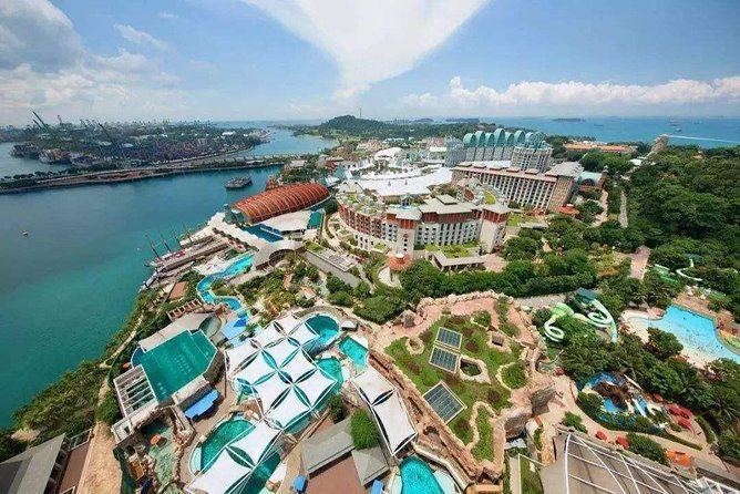 Singapore Adventure Cove Waterpark Admission Ticket photo 1