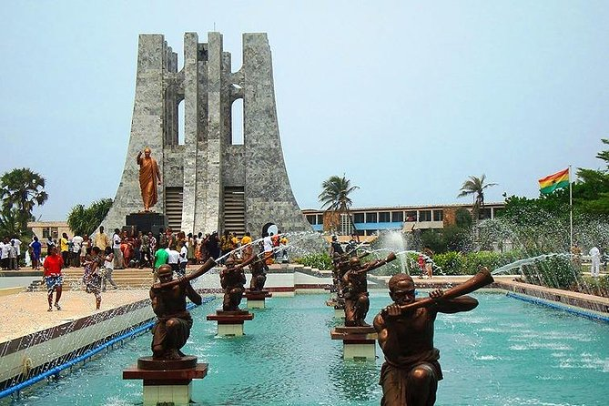 Experience The Beauty, History And The Culture Of Accra In A Day