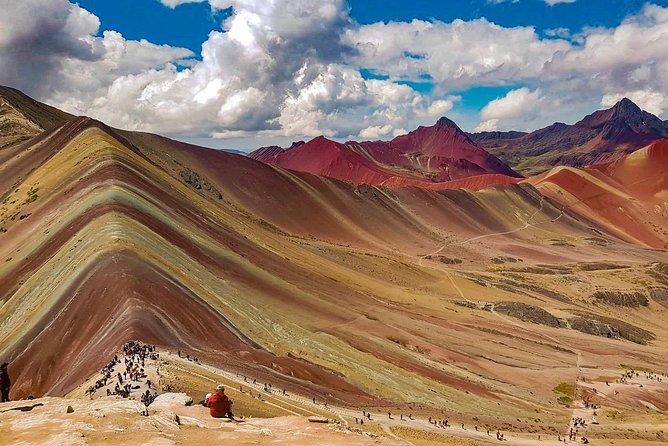 Rainbown Mountain / Rainbow Mountain