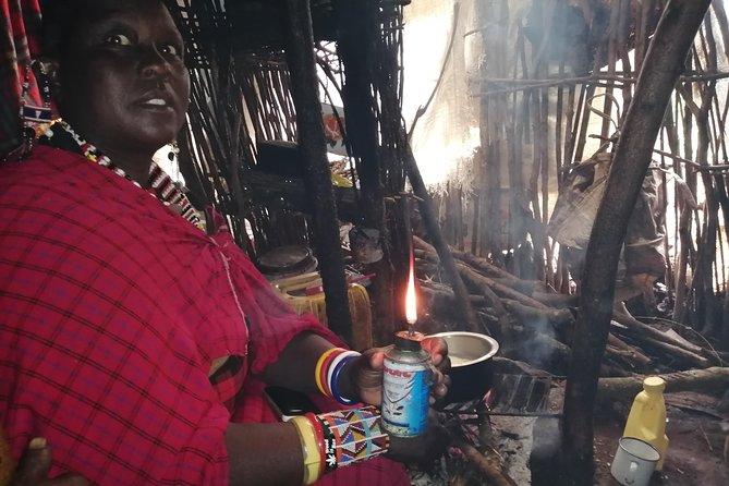 Nairobi Maasai Village Day Tour