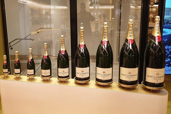 Champagne honeymoon - 2 days