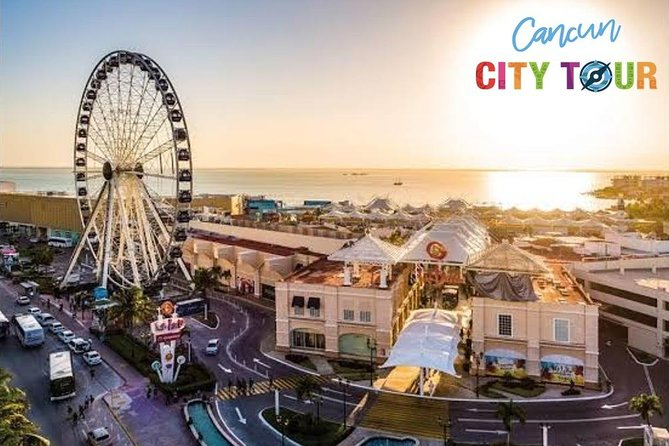 PRIVATE cancun city tour !!!