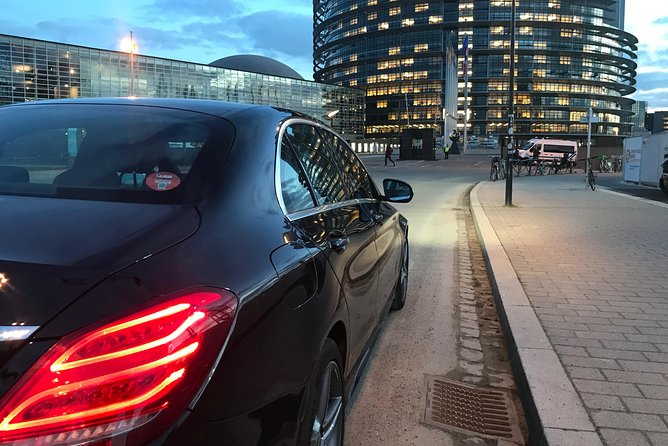 Personal taxi driver Strasbourg <=> Paris Charles de Gaulle Airport (CDG)