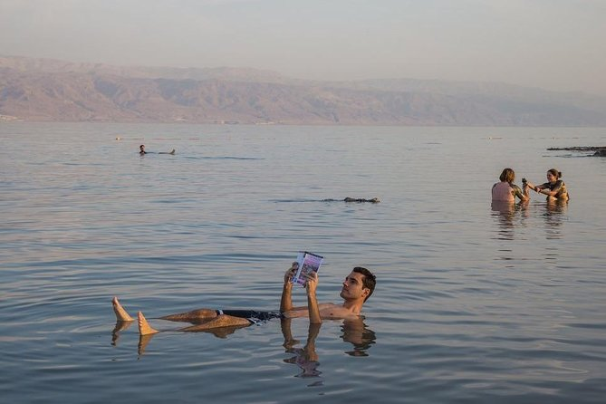 Jordan Horizons Tours: Dead Sea Day Trip from Aqaba City photo 6
