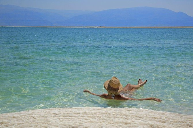 Jordan Horizons Tours: Dead Sea Day Trip from Aqaba City photo 4