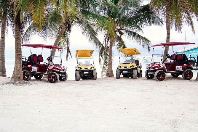 Golf Cart Rental in Belize