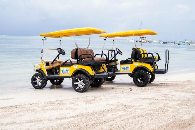 C&S (4 Seater) Golf Cart Rentals