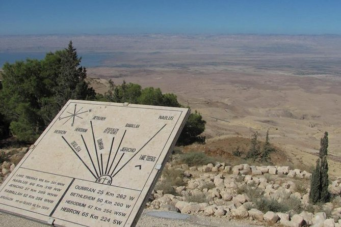 Jordan Horizons Tours: Madaba, Mt Nebo and Hammamat Ma'in Hot Springs Day trip photo 3