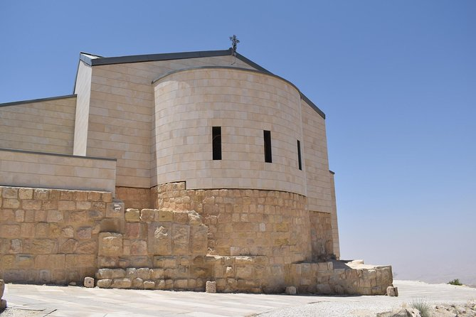 Jordan Horizons Tours: Madaba, Mt Nebo and Hammamat Ma'in Hot Springs Day trip photo 7