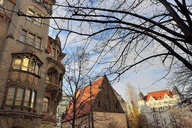Prague Historical City Center Essential Walk