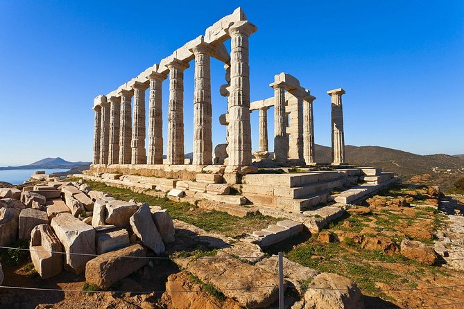 Sounion - Poseidon Temple and Athens Riviera - Half Day