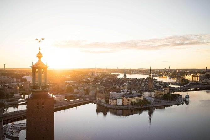 Private Stockholm Highlights Guided Tour