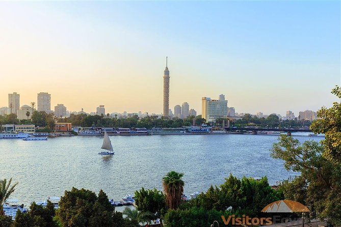 Day Trip on Felucca On The Nile
