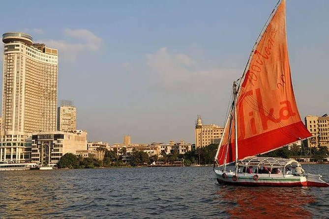 Day Trip on Felucca On The Nile photo 4