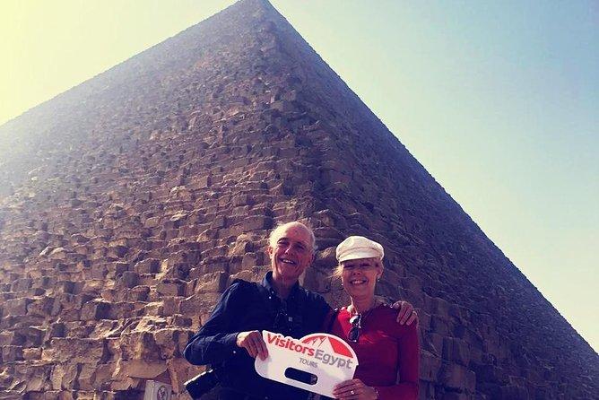 Private Day Tour at the Giza Pyramids