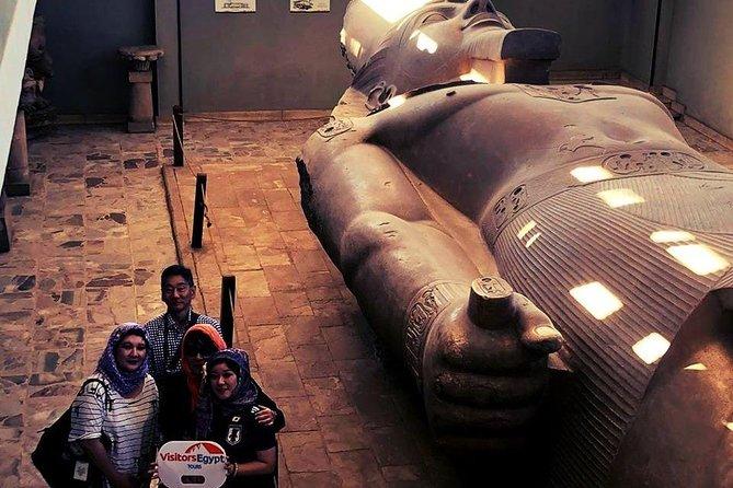 Private Day Tour at Pyramids, Sakkara And Dahshur