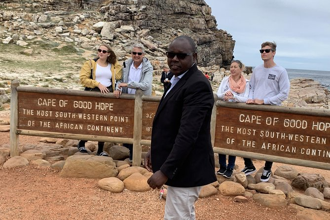 Cape of Good Hope and Penguins FULL Day Tour From Cape Town South Africa